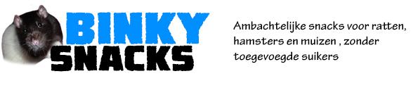 binky snacks logo