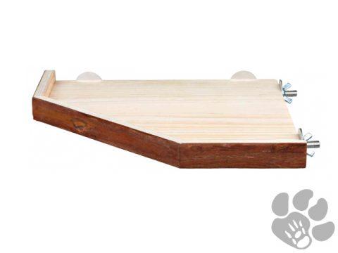 houten plateau