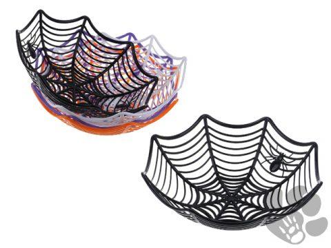spinneweb mandjes