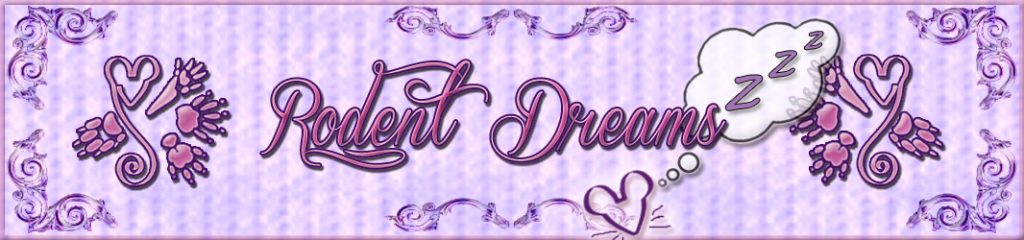 rodentdreams banner