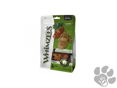 whimzees alligator large